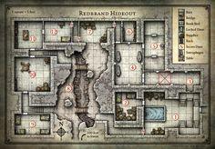 D&D Starter Set; Redbrand Hideout (Digital DM & Player Versions)