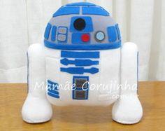 Robo R2D2 - Coleção Star Wars
