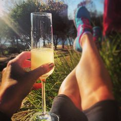 happiness #sunday #mimosas on the Four Seasons back lawn (Instagram photo by @abyrd2)