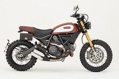 Ducati Scrambler LSL Clubman