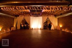 So much space to dance! #wedding