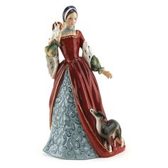 Anne Boleyn Royal Doulton Figurine