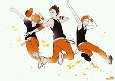 Haikyuu hip hop version