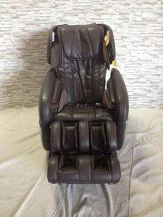 cozzia ec618 massage chair brown - Cozzia Massage Chair