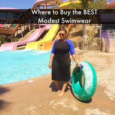 Modest Swimwear from Hydrochic - More Modern Modesty