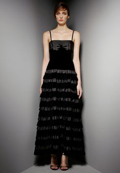 Ballerina Ruffled Dress by Valentino