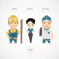 Workers Character Vectors
