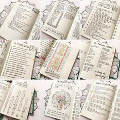 Bullet journal: Useful Layouts! You can find more @detailshellip | Agenda personalizada: diseños creativos:
