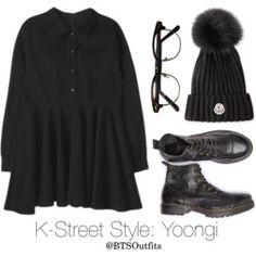 K-Street Style: Yoongi
