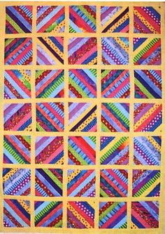 Free Quilt Patterns For Beginners | pattern mitzie keys designed this quilt pattern to allow a beginner ...