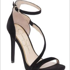 [Jessica Simpson] Rayli Ankle-Strap Dress Sandals