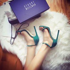 Posh perfection in the NUDIST sandal. #inourshoes