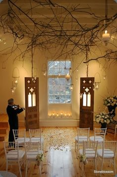 Chocolate Brown and Apple Green Wedding Decorations Marry Me