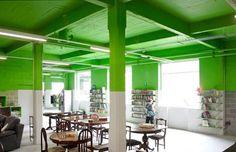I AM Recycled - Ekocenter, Basque Country, 2014 #green #colors