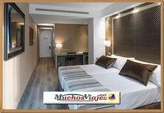 BARCELONAhotelcataloniasquarebarcelona006✯ -Reservas: http://muchosviajes.net/oferta-hoteles