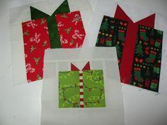 Christmas Present Block