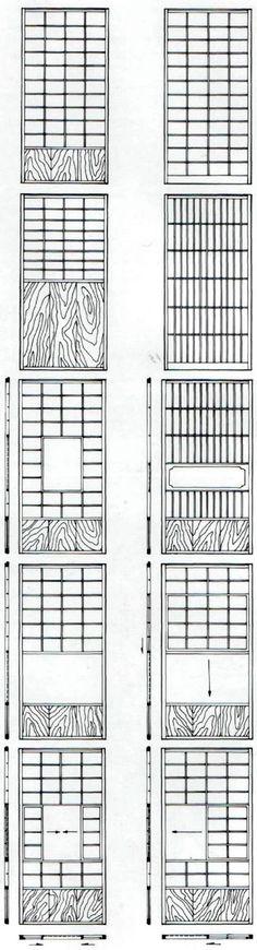 Remodeling House Ideas: A Japanese Translucent Sliding Doors 03
