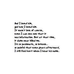 Heartbroken Quotes, Emo Quotes, Sad Love Quotes - Love Quote... - Polyvore
