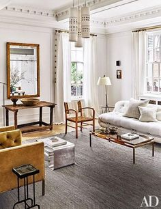 Peek Inside the New York City Apartment of Nate Berkus and Jeremiah Brent