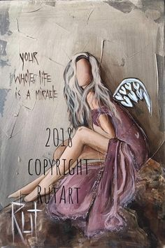 A miracle Angel Drawing, Prophetic Art, Angel Pictures, Angels Among Us, Wow Art, Angel Art, Pretty Art, Painted Rocks, Art Drawings