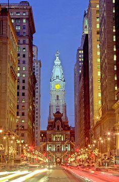Avenue of the Arts, Philadelphia by Armond Scavo