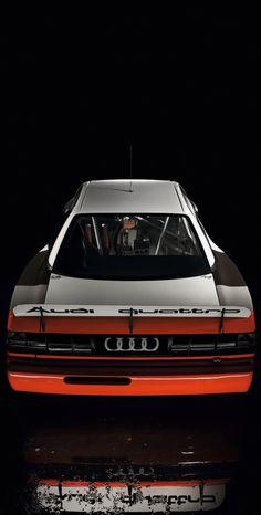 Audi IMSA クワトロ