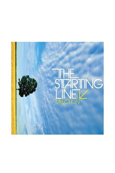 THE STARTING LINE - DIRECTION VINYL LP