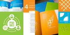 20 Folders Criativos e Coloridos | Criatives | Blog Design, Inspirações, Tutoriais, Web Design