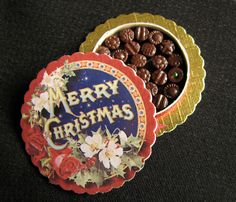 Learn To Make Miniature Food Chocolates and Chocolate Boxes Tutorial PDF Lesson