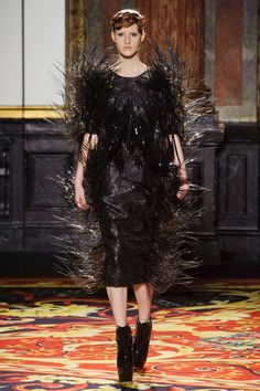 Iris van Herpen Spring 2013 Couture Collection