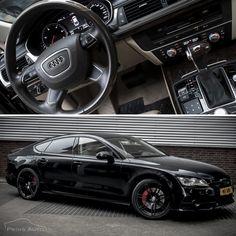 Je hebt auto's en je hebt de Audi A7 Sportback. Do I need to say more...?  Kijk op de website of download onze App. Natuurlijk bent u ook altijd van harte welkom om de auto te komen bekijken op ons terrein.  http://www.prinsauto.nl/aanbod-details/audi-a7-sportback-30-tdi-bit-quattro-s-edition-xenon-navi-leder-head-up-display-pdc/3038/