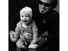 Top 10 Bizarre Celebrity Endorsed Products - Tico Torres Baby Clothes