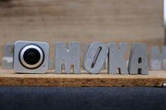 Moka360 – Kleinste 360 Grad Videokamera der Welt kommt auf den Markt  Unschlagbar klein und günstig: Die 360°-Kamera Moka360 mit 2 K Auflösung und Life-Streaming. 7 Linsen und Stitching-Funktion. Bekannt von Indiegogo.  #smarthome #crowdfunding #indiegogo #gadgets #tech #technews #smarttech #smart #kamera