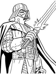 Star Wars Coloring Book Pages - http://fullcoloring.com/star-wars-coloring-book-pages.html