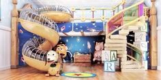 Toy Story bedroom!!