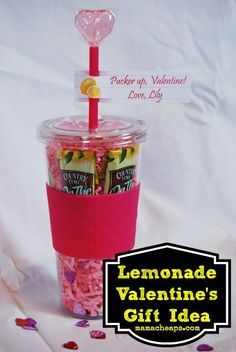 Lemonade Valentine's