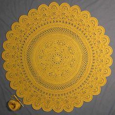 10 Free Crochet Doily Patterns