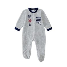 50% off everything at Happyology | Velvet Sleepsuit