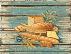 Bocadillos Papel Vintage, Decoupage Vintage, Decoupage Paper, Vintage Wood, Vintage Paper, Vintage Labels, Vintage Postcards, Bakery Shop Design, Decoupage Printables