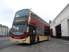 Bus 797 after a repaint
