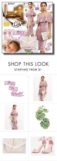 """""""//Romwe(summer style)set 9.//"""" by fahirade ❤ liked on Polyvore featuring Rainforest"""