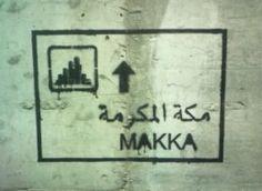 Where the heart is Makka