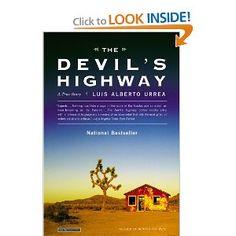 Devil's Highway - 2005 Pulitzer Prize finalist