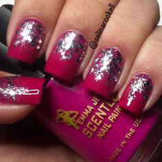 Instagram photo by selinarockell #nail #nails #nailart    See more nail designs at http://www.nailsss.com/acrylic-nails-ideas/3/