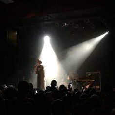 Yuna & Bosco performed on Thursday at Virgin Mobile Mod Club