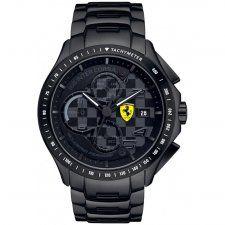 Scuderia Ferrari Men's Ion Plated Race Day Chronograph Watch 0830087