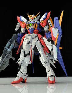 14+ Wing Gundam Fenice Rinascita Hg Wallpapers 8