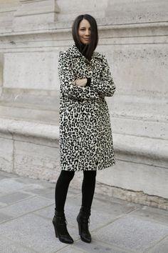 The best leopard coat