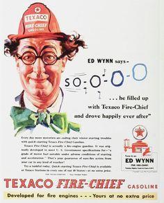 Texaco Fire-Chief Gasoline