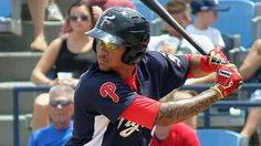 Fightins' Crawford homers on four-hit day   MiLB